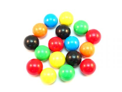 Baby Gobstoppers are colourful traditional jawbreaker sweets