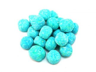 Blue Raspberry Bonbon Sweets are our most popular bonbon sweet because of their bright blue colour and fantastic, slightly sour raspberry flavour.