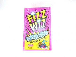 Cherry Fizz Wiz Popping Candy are a great retro packet of popping candy sweets