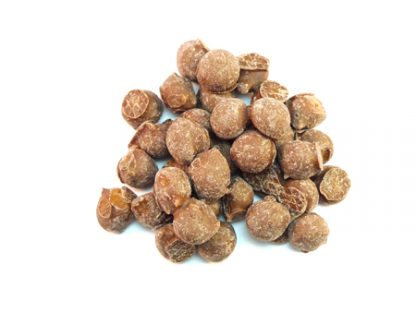 Chewing Nuts, a traditional sweet comprised of a hard toffee centre coated in delicious real chocolate