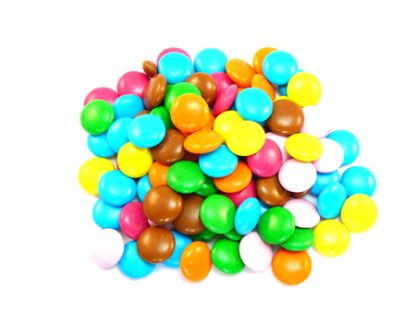 Milk Chocolate Beans are little crunchy chocolates covered with a colourful sugar shell