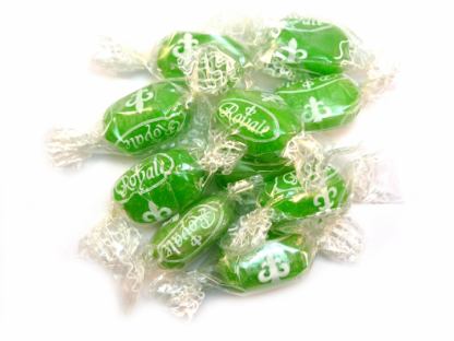 Sugar-free Chocolate Limes are a super bright green colour and have the lime and sherbet combination that you would expect from a Chocolate Lime, only these are sugar-free