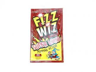 Cola Fizz Wiz Popping Candy is cola flavoured and super loud!