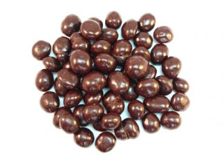 Dark Chocolate Coffee Beans are a delicious chocolate treat with a layer of quality dark chocolate covering a whole coffee bean