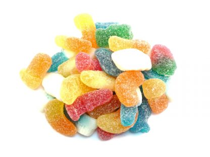 Fizzy Mix Fizzy Sweets
