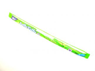 Sour Apple Laffy Taffy American candy in a long green packet