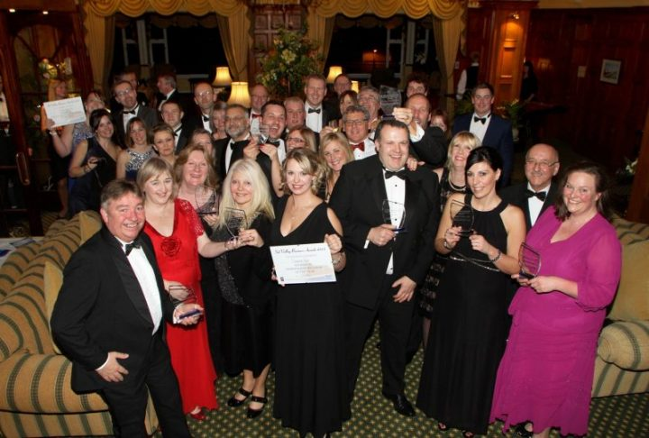 Daffy Down Dilly wins New Enterprise of 2015 Sidmouth Business Awards.