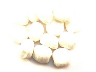 After Dinner Mints sweets are quite difficult to photograph on our white backgrounds as they are so beautifully white too! Lovely crumbly mint sweets, we're big fans!