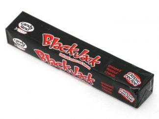 Blackjack Sweets Pack are the Aniseed flavoured friends of Fruit Salads. Retro and yummy and made with a classic recipe