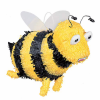 Bumble Bee Piñata - a colourful and beautiful addition to any party! Fill with sweets and enjoy!
