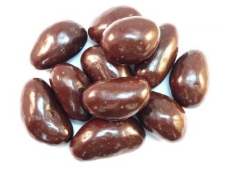 Dark Chocolate Brazil Nuts are a firm favourite with our customers, delicious brazil nuts covered in a quality dark chocolate coating