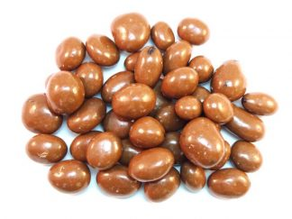 Delicious Milk Chocolate Raisins covered in delicious real quality chocolate