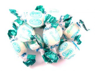 Mint Fondants sweets have a lovely crispy sugar shell and a soft fondant mint centre.
