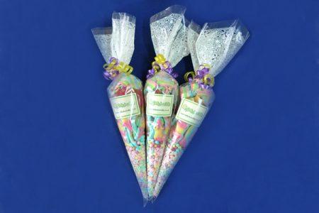 Rainbow Sweet Cone Bag