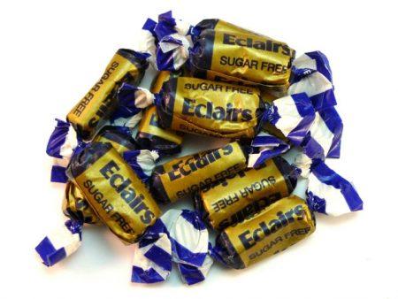 Sugar Free Chocolate Eclairs