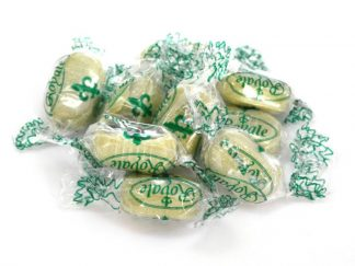 DaffyDownDilly's Sugar Free Chocolate Limes are a favourite sugar free sweet choice. Green in colour as you would expect from these traditional sweets and filled with a chocolate flavoured centre.