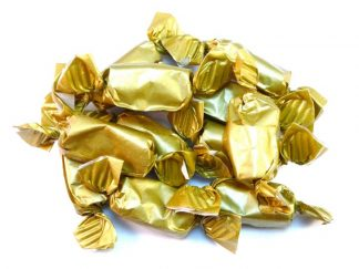 Creamy Sugar Free Toffee Sweets