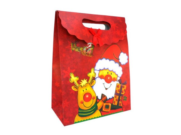 Daffy-down-dilly's large Christmas sweet bag