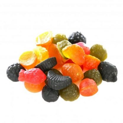 Fruit Salad Gum are a favourite quality traditional sweet, Lion's Fruit Salad Gums sweets are a very tasty hard gum sweet.