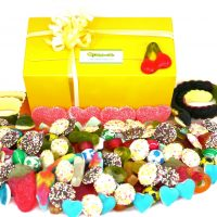 Quality assorted sweet box – product feature