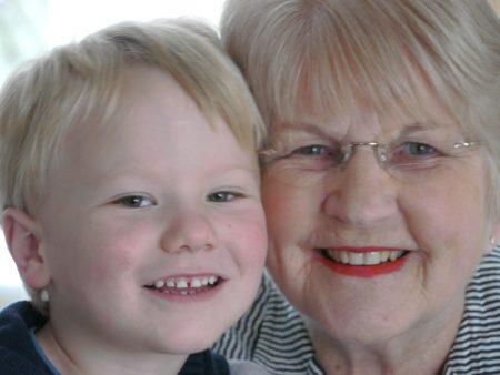 mum and tom