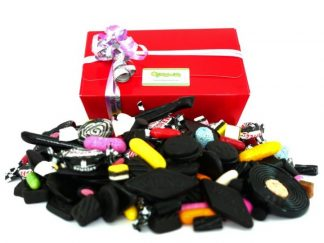A fabulous quality assortment of delicious liquorice sweets