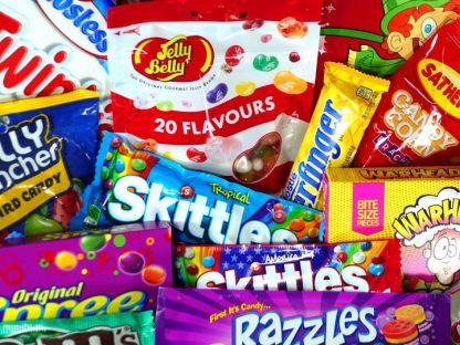 American Sweets & Treats