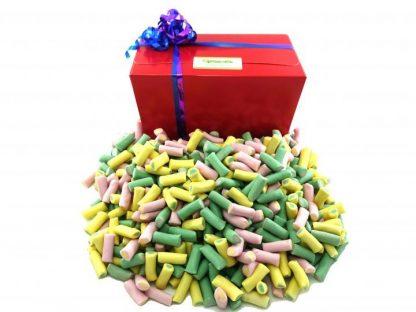 Haribo Rhubarb & Custard Tubes Gift box