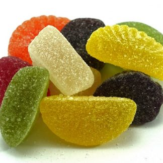 Fruit Jellies or Jelly Fruits are a delicious soft jelly sweet