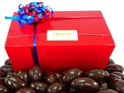 Dark chocolate Brazils box