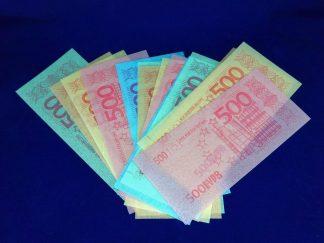 Paper Money sweets