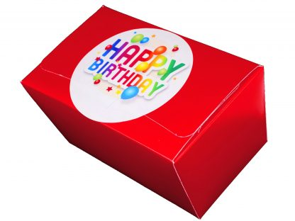 Happy Birthday Pick and Mix gift box