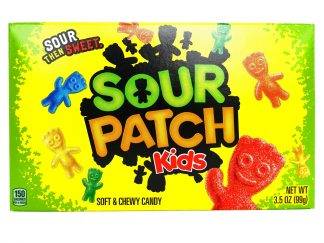 Sour Patch kids American candy