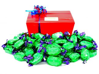 Chocolate Peppermint creams gift box