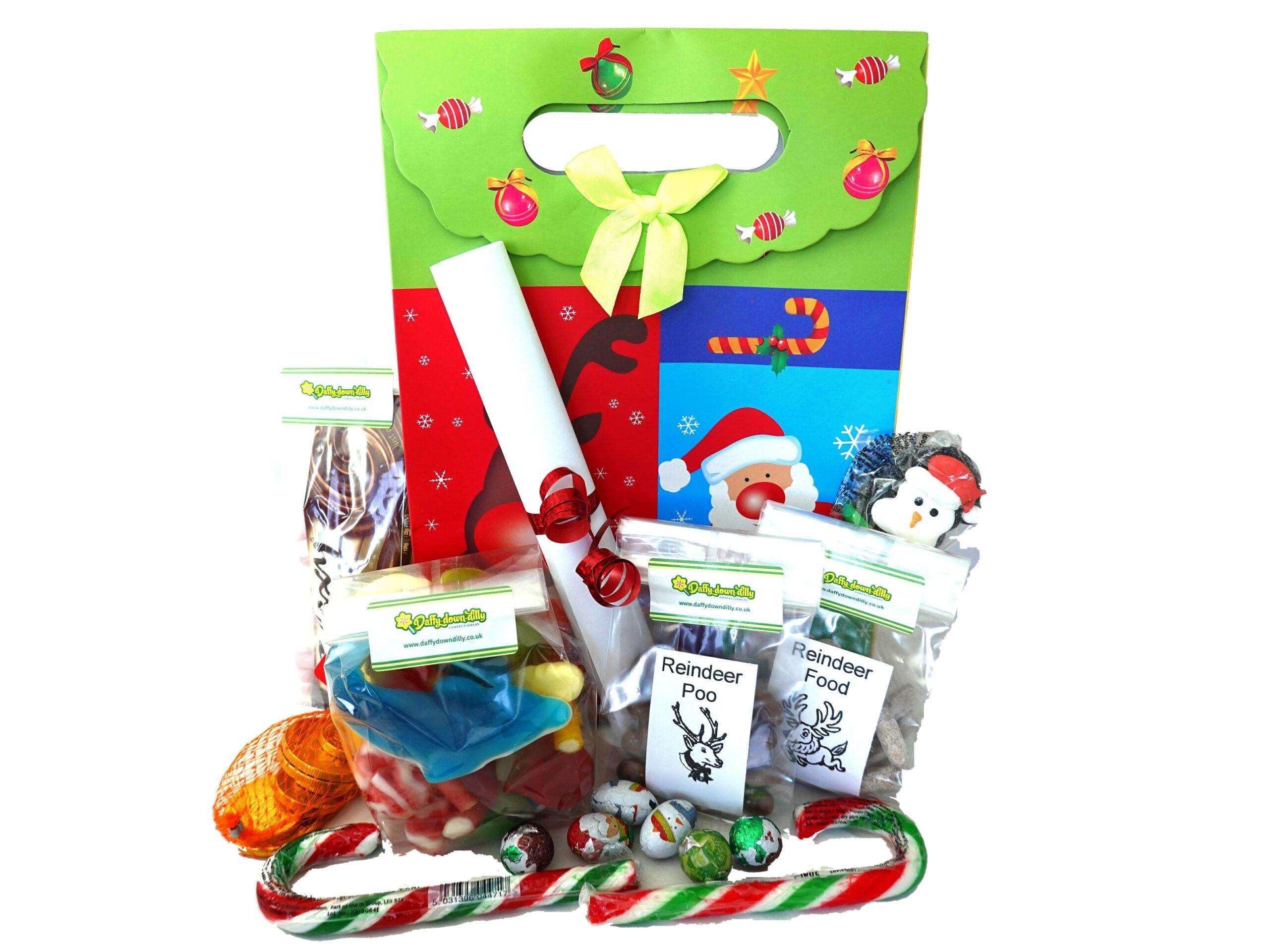 Xmas Eve gift bag
