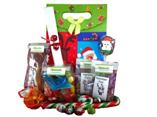 Christmas Eve gift bag