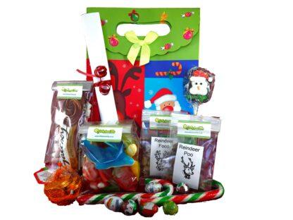 Christmas Eve gift bag