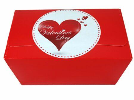 Valentines sweet gift box