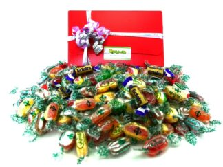 Sugar free sweet gift box