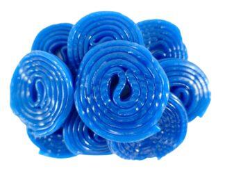 Blue Raspberry wheel sweets