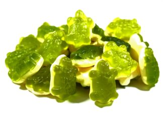 Terrific Turtles jelly sweets