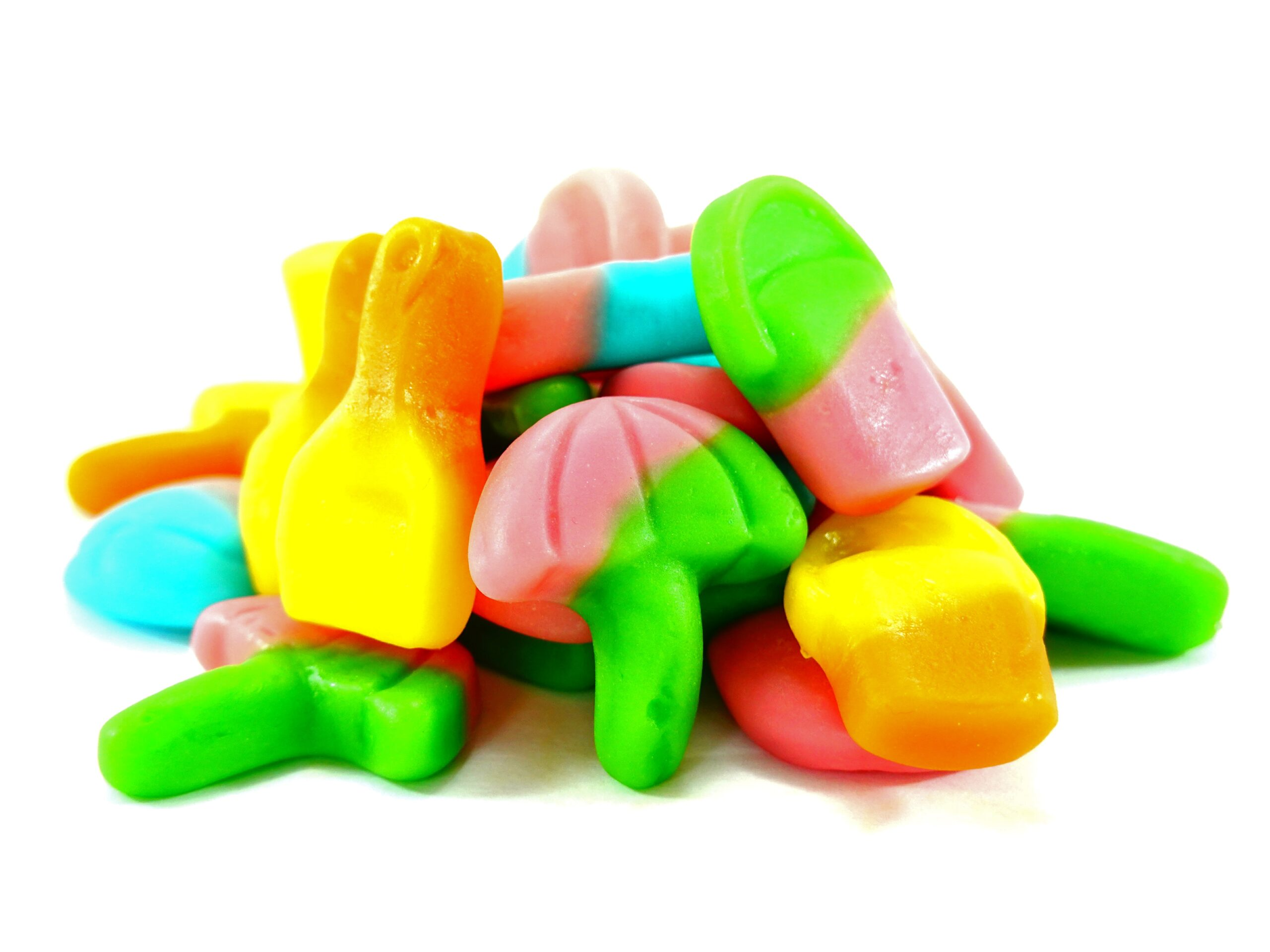 Beach Mix Jelly Sweets